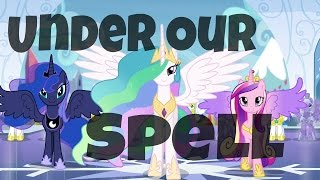 {PMV} Equestria Girls Rainbow Rocks - Under Our Spell Pony Version 1080ᴴᴰ