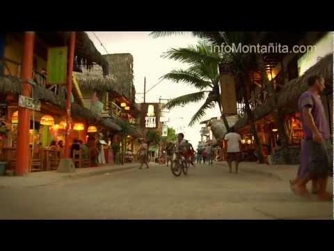 Montanita – Una tarde en Montañita Ecuador 2013
