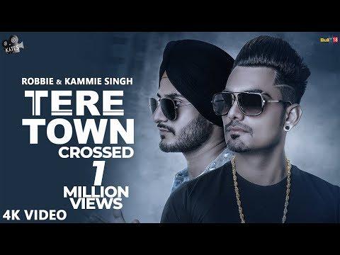 TERE TOWN LYRICS - Robbie & Kammie Singh   Snappy