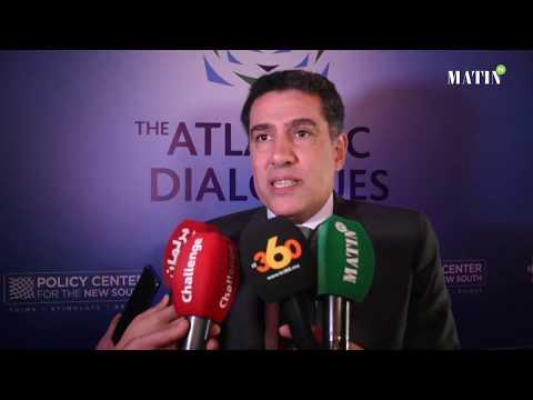 Video : Atlantic Dialogues : Des experts de 66 pays décortiquent les défis du «Sud en période de tourmente»
