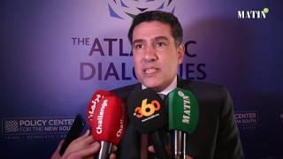 Atlantic Dialogues : Des experts de 66 pays décortiquent les défis du «Sud en période de tourmente»