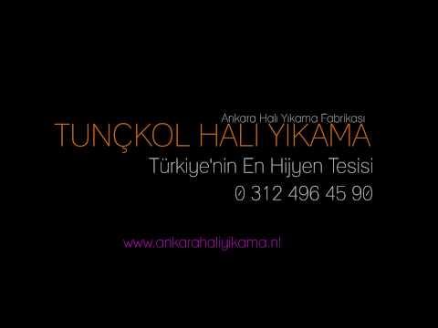 Çubuk Halı Yıkama, TUNÇKOL HALI YIKAMA Ankaranın En Hijyen Tesisi hali yikama