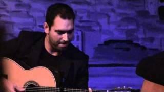 """Marco Rodrigues e Eurico Machado - """"Prólogo"""" de  Guitarra (Lisboa Menina e Moça)"""