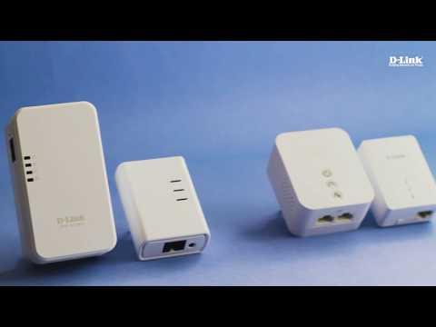 Melhore o alcance Wi-Fi com os Repetidores Powerlines da D-Link
