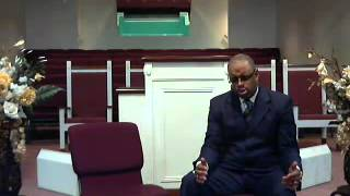 Prayer By Rev Demetrius Klyce, Pastor Original Philadelphia M.B. Church
