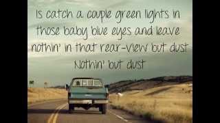 Eli Young Band - Dust (with lyrics)
