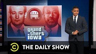 Ted Cruz's Iowa Caucus Win: The Daily Show