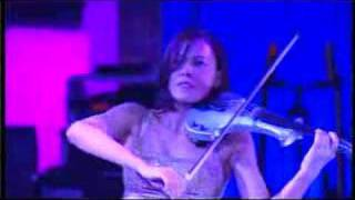 Electric Violinist Linzi Stoppard Rocks Adagio For Strings - Electric Violin Remix