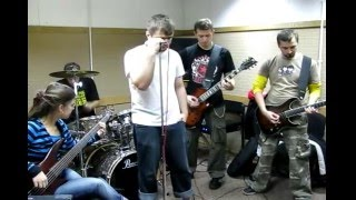 Full band cover - System Of A Down - Chop Suey - by InSide