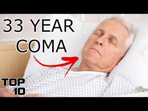 Oameni care au stat cel mai mult in coma