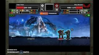 I See You! vs Rey Oscuro  2v2 | Super Mechs