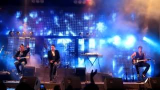 Banda TV5 @ S. Tomé - Mira'12, 25-07-2012