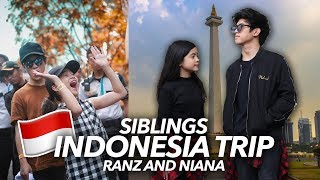 Traveling With Big Brother | Ranz and Niana