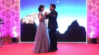 Best Bride & Groom Dance Performance I Dekha Hazaro Dafaa I Rustom I The Wedding Dancity