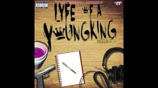 Neva Go Broke - JC ft Nate Deez Prod. by Moshuun (Lyfe Of A Young King Mixtape)