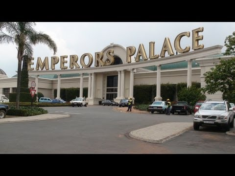 Emperors Palace Free Airport Shuttle Loop – Johannesburg