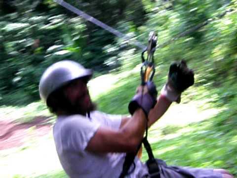 Mombacho Canopy Tour Part Deux