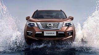 Nissan Terra PPV เตรียมเปิดตัวในไทยปลายปีนี้