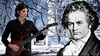 Beethoven's 5th Symphony - Dan Mumm - Classical Metal Guitar
