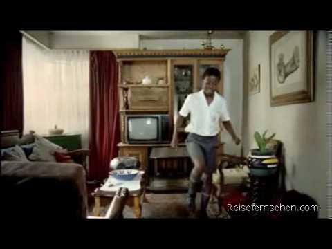 World Cup 2010: Diski Dance – Fußball-Tanz aus Südafrika / Soccer Dance from South Africa