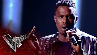 Mo performs 'Knocking On Heaven's Door': The Quarter Finals | The Voice UK 2017
