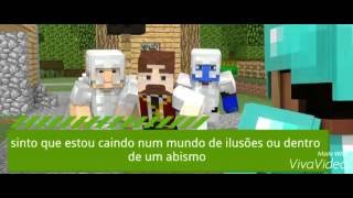 Letra do Rap de Paraiso - ft. Tauz e rezendeevil! Minecraft!