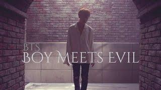 BTS - Intro: Boy meets evil. Letra fácil (pronunciación)