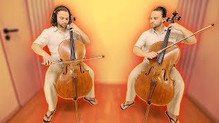 Last of The Mohicans THE GAEL Cello Cover | Movies on Cello