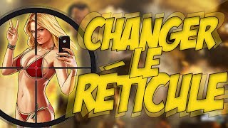 [TUTO] GTA V - Changer son réticule de viser !