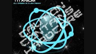 David Guetta ft. Sia - Titanium  ( DJ Dreem & CLSM Remix )
