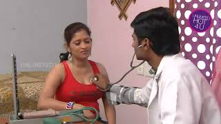 Indian Housewife Cheated by the Doctor HD width=
