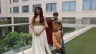 Real Baal Veer shooting