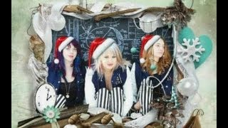 The Anti-Queens - Merry Christmas, I don't want to fight tonight (Ramones cover)