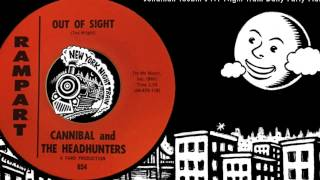 "Cannibal and the Headhunters ""Out of Sight"" (Rampart, 1966): NY Night Train Daily Party Platter"
