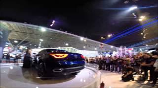 Apresentação do conceito Fiat FCC4 no Salão do Automóvel 2014