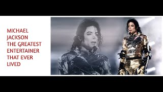 Michael Jackson The Greatest Entertainer