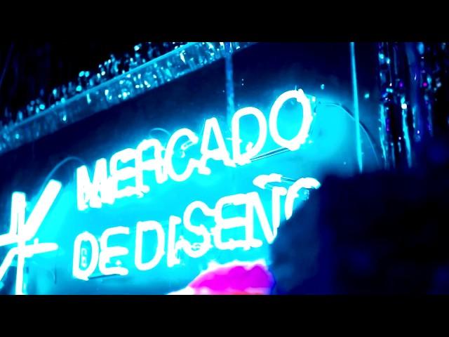 Video Mercado de Diseño - Xmas Fun 9-10 y 16-17 diciembre. Matadero Madrid