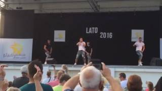 Weekend concert Poland 2016 video 1 disco polo