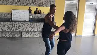 Felipe Nascimento & Gabrielle Rodrigues - Técnicas de Zouk