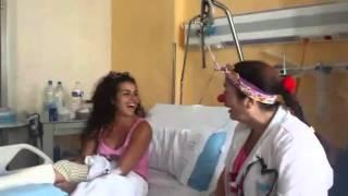 Noemí Merino - Carnavales en el hospital
