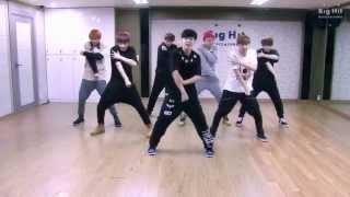 방탄소년단 상남자(Boy In Luv)dance practice