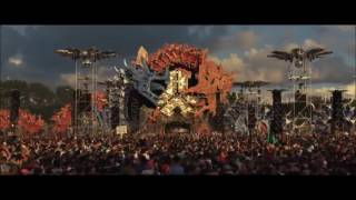 Showtek Ft  TNT   TBT Have You Ever Been Mellow Official Defqon 1 (HD Video)