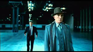 The Adjustment Bureau - David tells Thompson he is choosing Elise [HD]