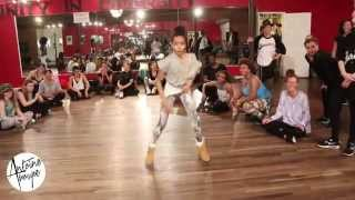 Feedback Choreo Ft. 12 Yr Old Dancer @KyndallDance and 2NE1's Minzy | @AntoineTroupe @janetjackson