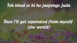 """""""Tum Hi Ho"""" Lyrics & English Translation  """"Aashiqui 2"""" (2013)"""