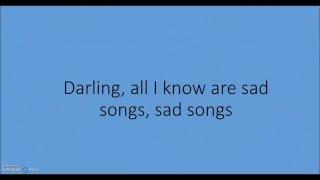 I took a pill in Ibiza- Lyrics