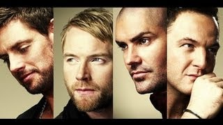 Boyzone - All That I Need  (lyrics)