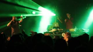 MC Bomber - Der Waldgang (Live) @ Upstruct Labelnight 28.02.2015 Bi Nuu Berlin