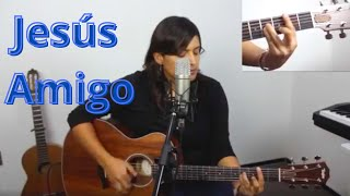 Jesus Amigo - Canto de comunión con acordes