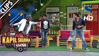 Tiger's Mashoor Action - The Kapil Sharma Show - Episode 2 - 24th April 2016 width=